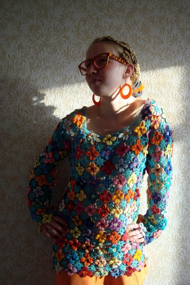 """А у нас тоже """"растут"""" гавайские цветы!! Продолжение коллекции - Ярмарка Мастеров - ручная работа, handmade"""