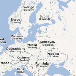 Länder och områden i Europa