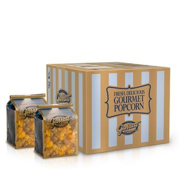 There is literally nothing better than Garrett Popcorn! What I wouldn't give for the Chicago mix right now!