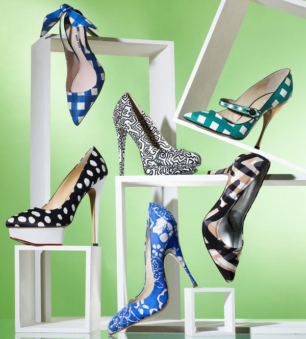 Shoes - One of each, please- yes!: Fashion Places, Shoes Girls, Fashion Shoes, Shoes Fashion, Girls Fashion, Christian Louboutin, Classic Pumps, Girls Shoes, Graphics Patterns
