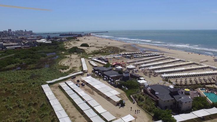 Panoramica Reserva Puerto Mar del Plata