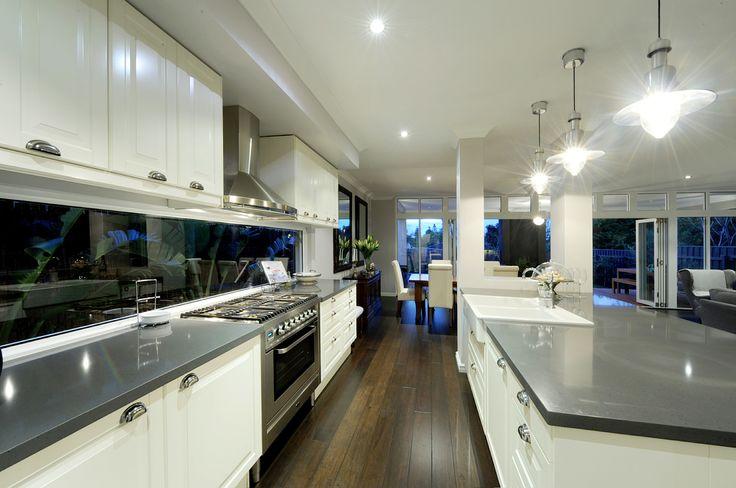 Hampton Style Homes Kitchen, by the team at nhbb.com.au