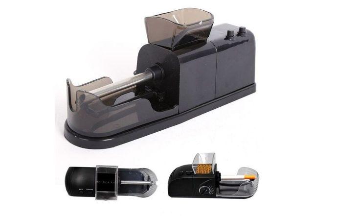 Aparat injectat automat mini Aparatul de injectat automat mini pentru tuburi tigari este simplu de folosit. Este usor si simplu sa confectionati dvoastra tigarile ieftin in cateva minute.