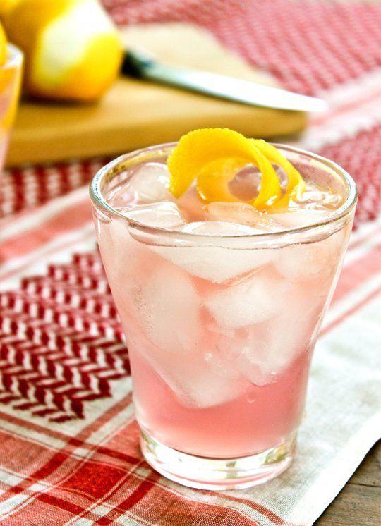 Recipe: Pok Pok's Rhubarb Blush Cocktail — The 10-Minute Happy Hour | The Kitchn