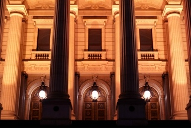 Old Melbourne Ghost Tour ~ #Melbourne #Australia