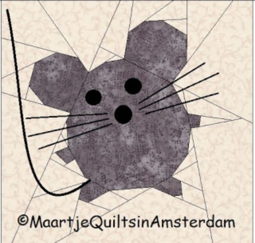 Friday Spotlight: Maartje's Funny Mouse with Cheese! — SewCanShe | Free Daily Sewing Tutorials