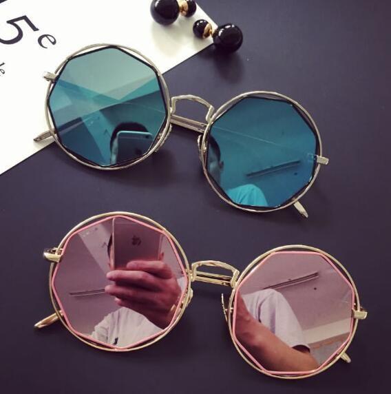 Geometric Mirror Sunglasses – Goggle – Ideas of Goggle #Goggle – Geometric Mirro…