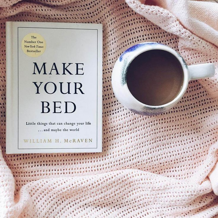 Review: Make Your Bed – William H McRaven
