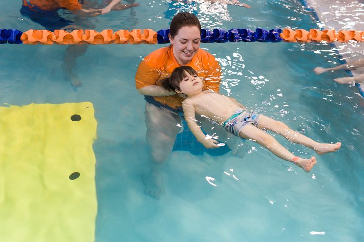 """""""One of the things I love about GOLDFISH SWIM SCHOOL is that my priority for Liam – water safety – is their priority too. The teachers there aren't just teaching our little ones how to have fun in the water. Or how to be around it without tears. Or turn our kids into the next Michael Phelps. Though those things are very good. But their #1 focus is to make sure our kids are safe. As a mom, I definitely couldn't ask for anything more."""""""