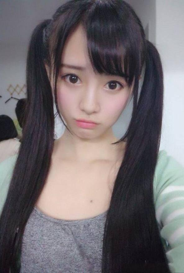 Photo Ju JingYi (Kiku-chan) Member personil Tercantik SNH48