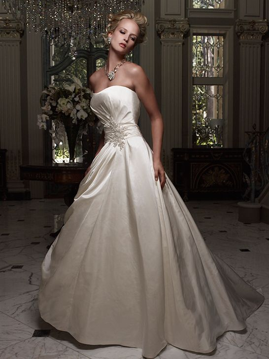 Casablanca Couture Volume III.: Casablanca Couture, Dream Weddings, Bridal Dresses, Gowns, Volume Iii, Strapless Weddings Dresses, Weddings Dresss, Chapel Training, The Dresses