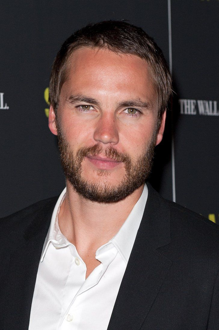 Pin for Later: 6 Taylor Kitsch Facts You Never Knew You Needed He Almost Played Professional Hockey