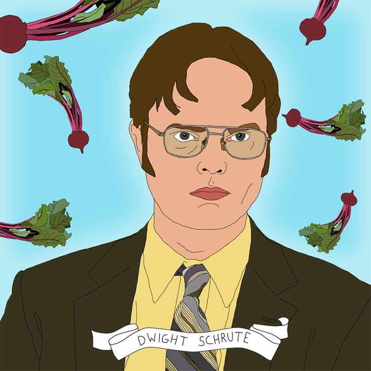 Dwight Schrute: The King of Beets | #TheOffice