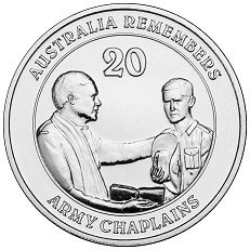 For the military buff - The latest coin in our Australia Remembers series will be perfect for any dad with a passion for military history.   https://eshop.ramint.gov.au/2013-20c-Army-Chaplain/310197.aspx