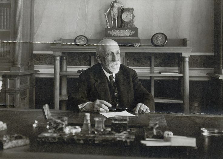 Πορτραίτο του Δημ. Καμπούρογλου, 1935