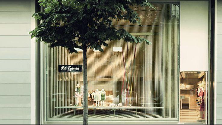 Pili Carrera Madrid Flagship Store
