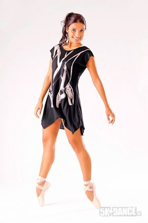 Ženy - Tanečné oblečenie - Baletný dres - tričko - SoDanca - 5kdance.sk