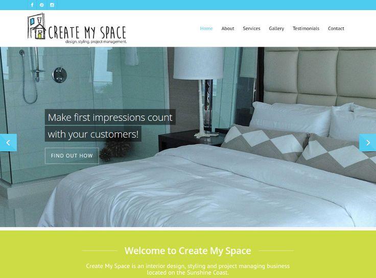 http://createmyspace.com.au/ Website - Create My Space