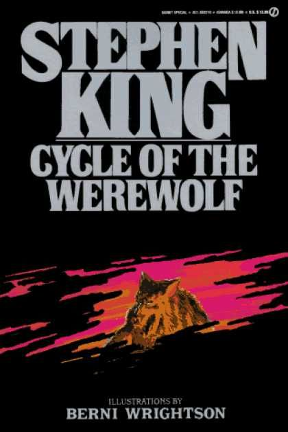 Cycle of the Werewolf is not your typical King in some ways, and IS your typical King in others. Great book.