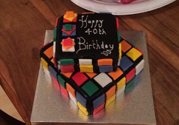 40th birthday for Jason