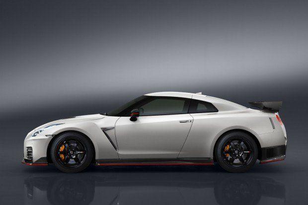 Nissan, novo GT-R Nismo 2017