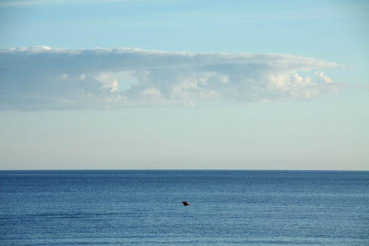 #Boa #buoy #landscape #paesaggio #sea #mare #solitudine #solitude