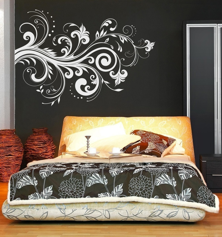 Vinyl Wall Sticker Decal Art Blossom