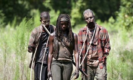 The Walking Dead: first images and official synopsis of