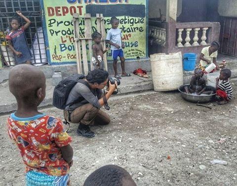 Love thy life!  #photojournalism