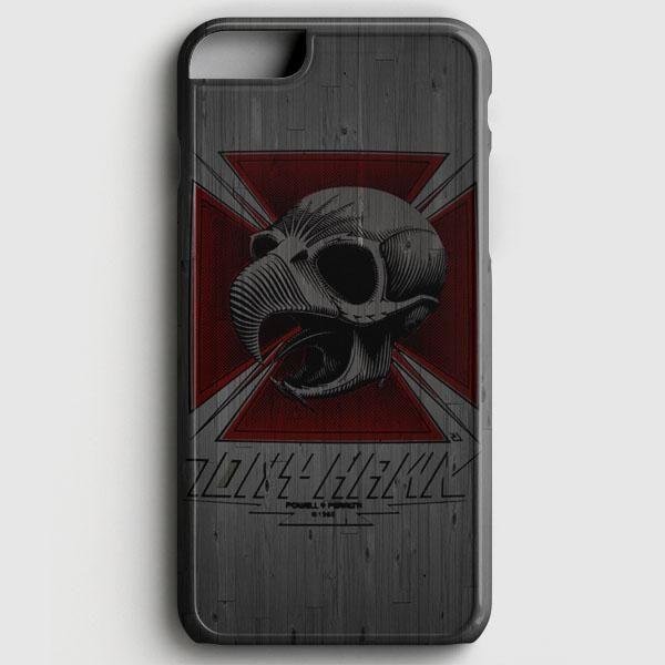 Tony Hawk Skateboard Skull Garden Logo iPhone 7 Case