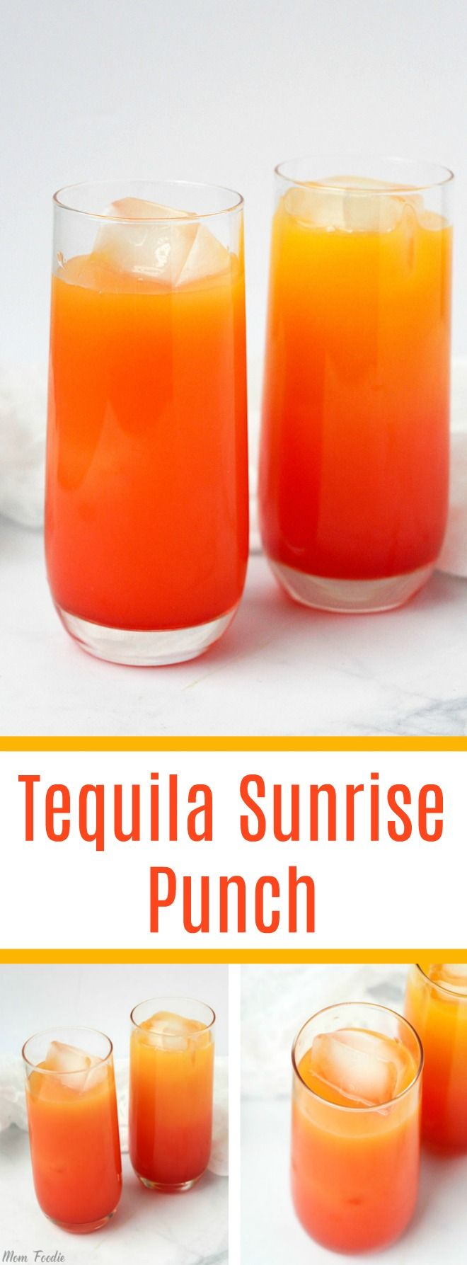 how to make a tequila sunrise cocktail drink