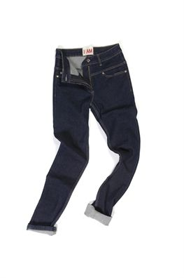 High Rider Jeans- Indigo- from Andrea Moore