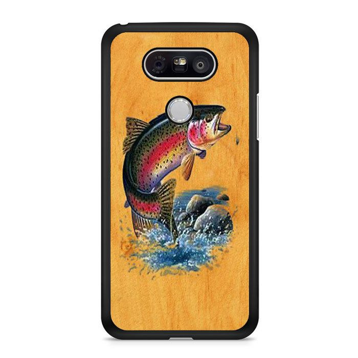 Bass Fishing Game Vintage LG G6 Case Dewantary