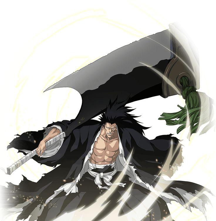 Bleach Personnage, Manga