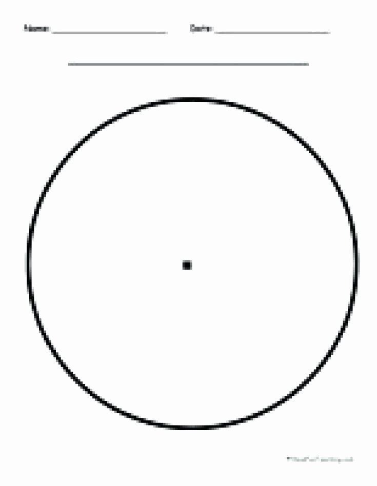 Blank Pie Chart Template New Circle Graph Template Blank Pie Chart Template Simple Pie Chart Template Charts And Graphs Templates Printable Free