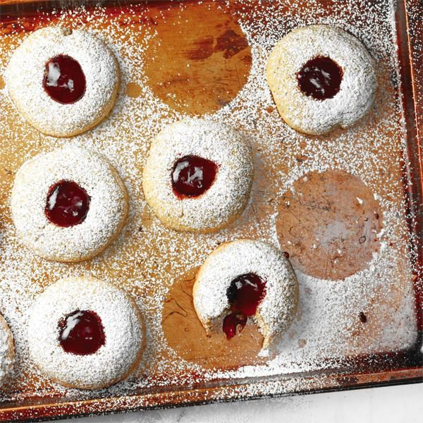 Russian Holiday Cookies #Christmas