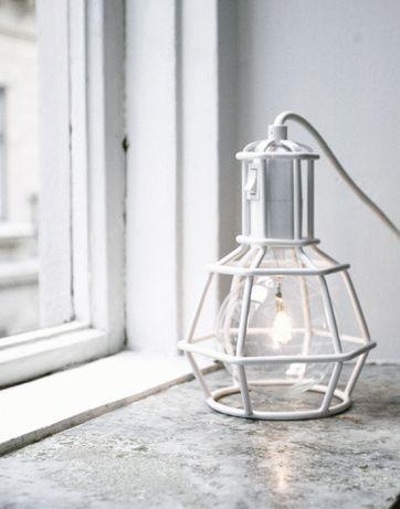 Design House Stockholm Work Lamp Limited | Artilleriet | Inredning Göteborg