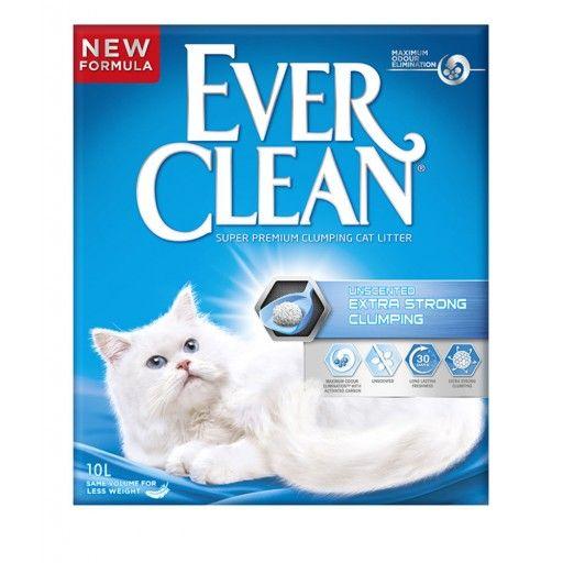 Everclean Extra Strength Oparfymerad 10L