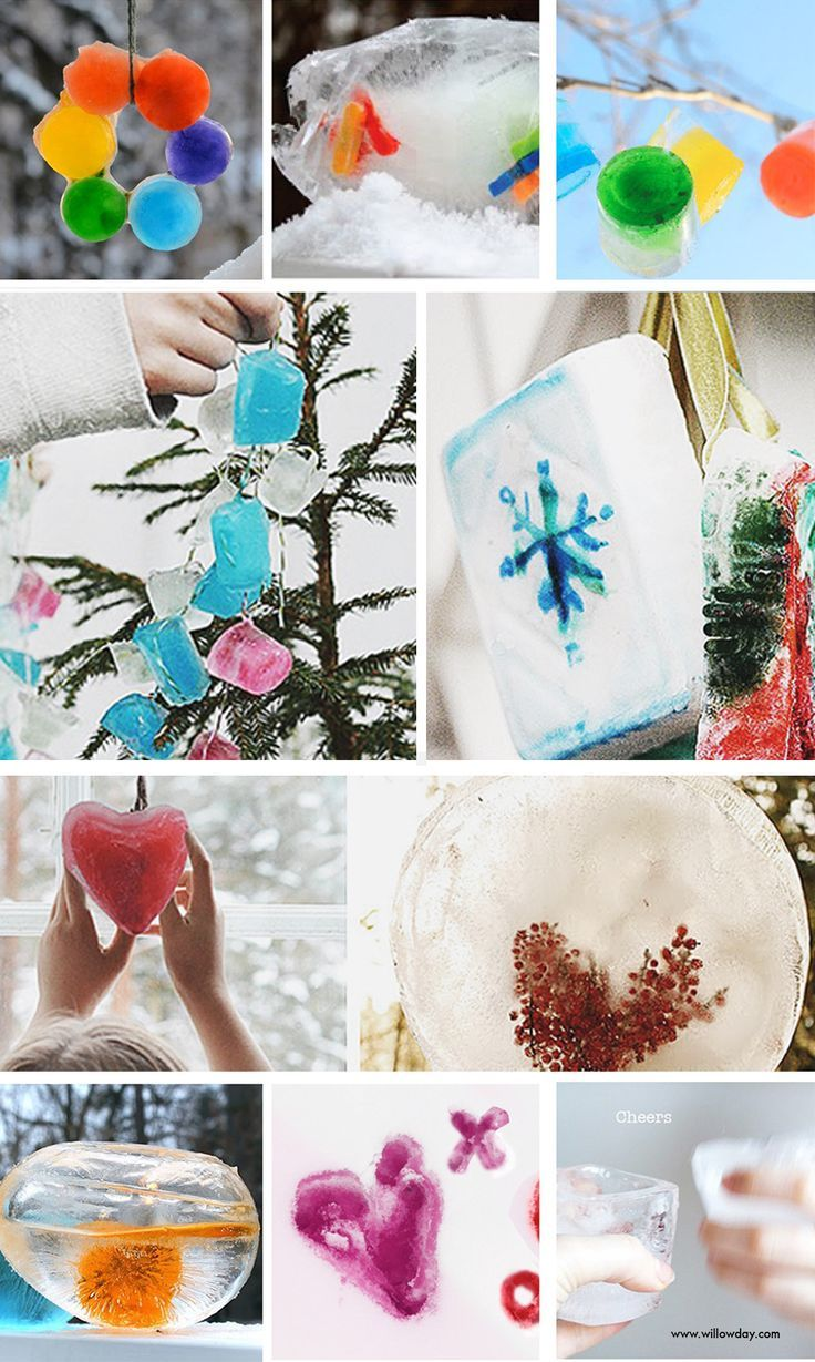 15 Ice Projects To Make With Kids Steam Activities Craft