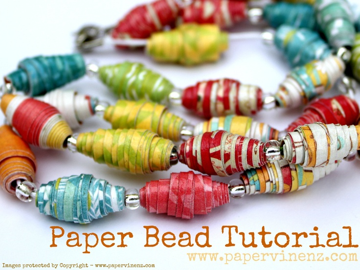 Paper Beads - Design Dazzle