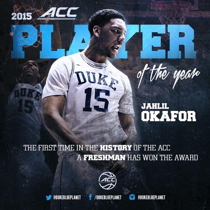 Jahlil Okafor in 2020 Duke basketball, Duke blue