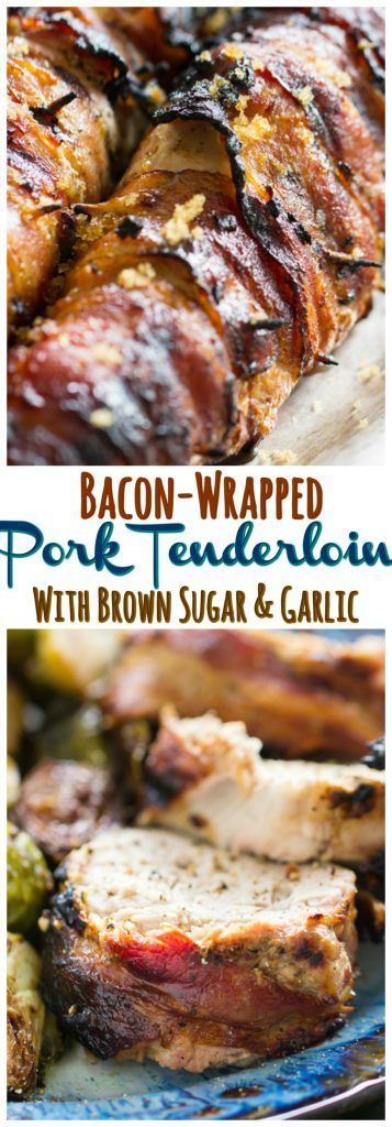 It's so tender, juicy, and flavorful! Bacon makes everything amazing. Ready in 30 minutes on the grill!