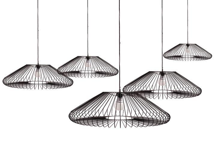 Hannabi - Ombrella Lamp