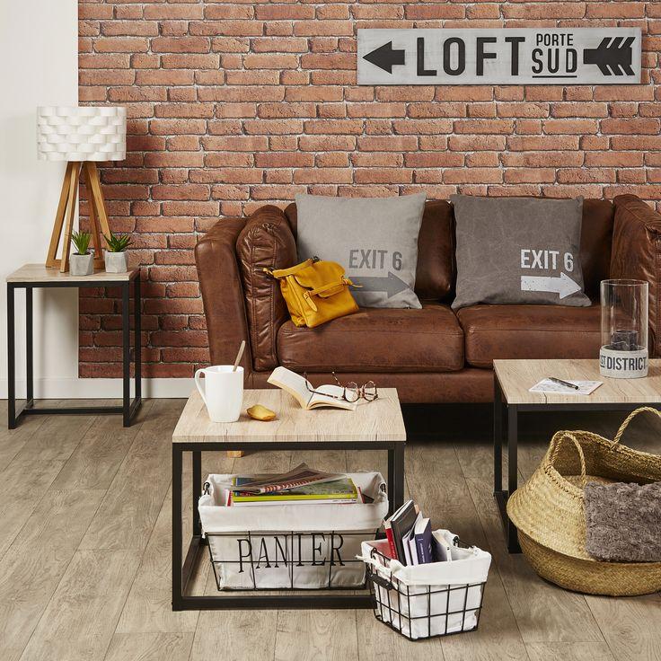 les 20 meilleures images du tableau mon style industriel sur pinterest style industriel lofts. Black Bedroom Furniture Sets. Home Design Ideas