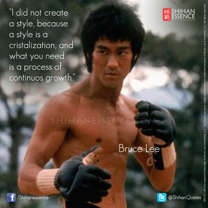 Bruce Lee Jeet Kune Do Quotes 11 best images about J...