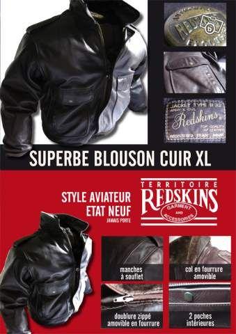 Redskins Jacket XL