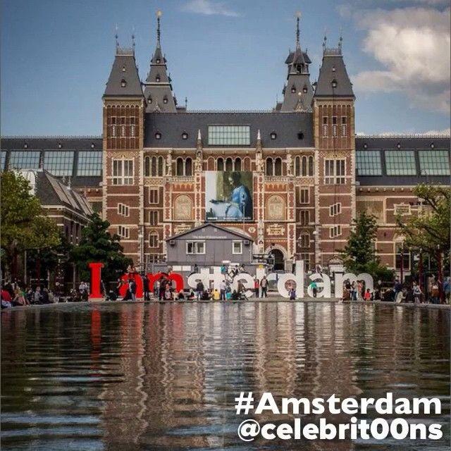 """""""Ámsterdam o #Amsterdam , según la pronunciación etimológica, es la capital oficial de los #PaisesBajos . La ciudad está situada entre la bahía del IJ, al…"""""""