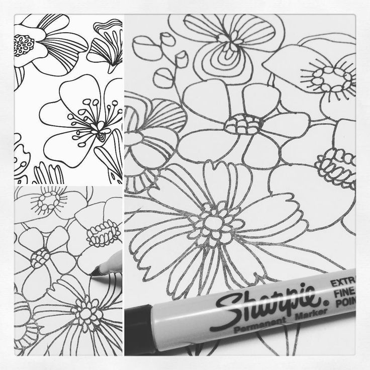 First day of 2017 and a few drawings in my sketchbook . . . . #kirstenkatzdesigner #creativelife #drawing #illustration #doodle #sketch #artistsoninstagram #makearteveryday #printandpatterndesign #repeatpattern #creativewomen #artlicensing #design #patternlove  #surfacepattern #floral #surfacedesign #art-we-inspire  #instagramartists #handdrawn #printdesign #patternlove #creativelife #illustrationartists #botanicalart #textiledesign
