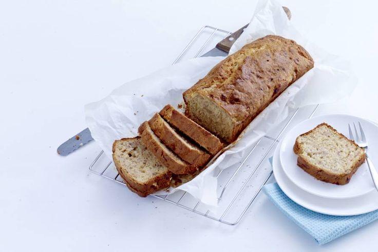 Lekker! Een plakje bananenbrood voor tussendoor - Recept - Allerhande
