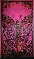 Art Nouveau Butterfly Door | Brooklyn Museum of Art | Flickr